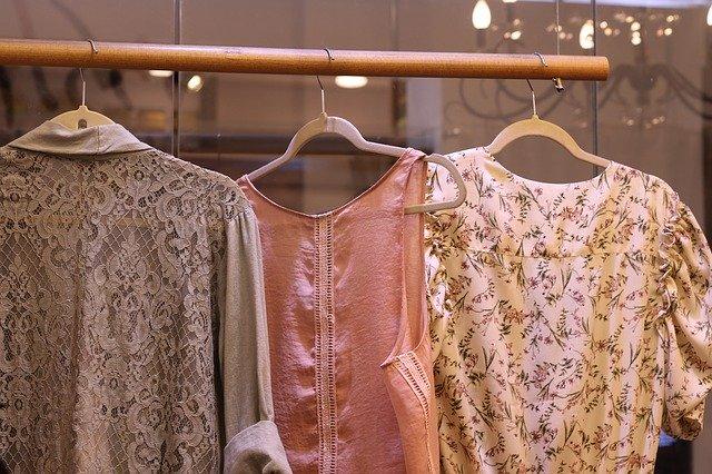 洋服のレンタル
